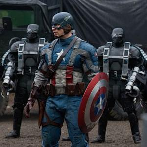A review of Captain America: The First Avenger