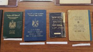 SJP displays historic artifacts to highlight Palestinian history