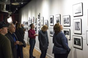 Oloman Cafe exhibits Detroit photographer's 40 years of work