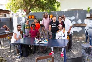ADP students conduct field research in Ghana
