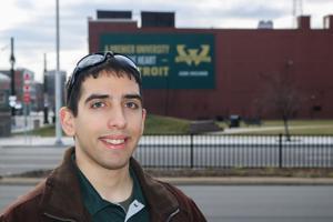 Wayne State alumnus to run for Michigan State Senate