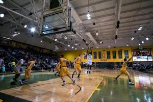 Wayne State men's basketball makes comeback