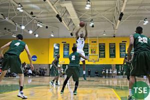 Men's basketball hopes to bounce back