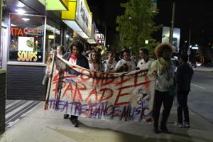 Second annual Zombie Parade feasts on campus