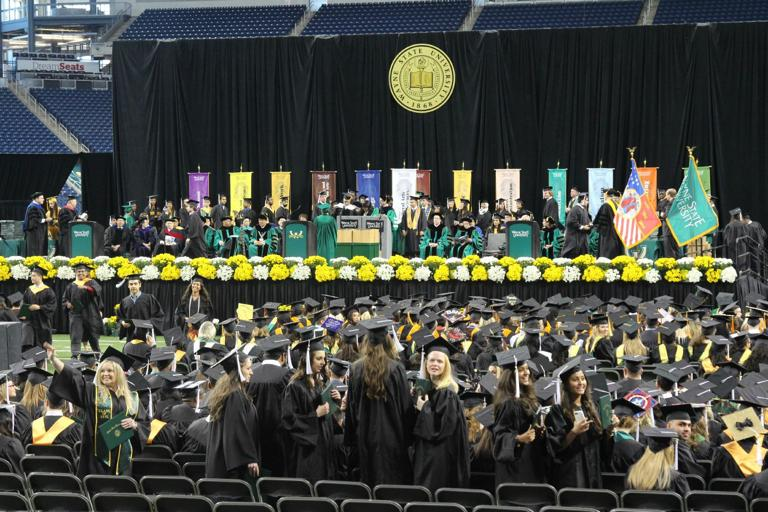 WSU adds two ceremonies to May 2017 commencement schedule