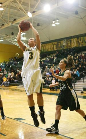 Women's basketball bounces back against Lake Erie