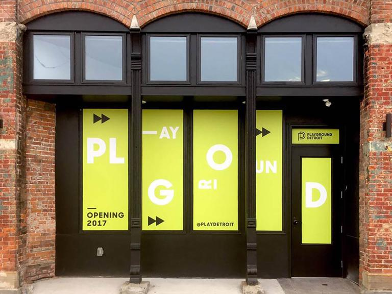 Playground Detroit to launch artist space in Eastern Market