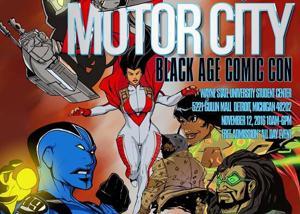 Black comics convention comes to WSU