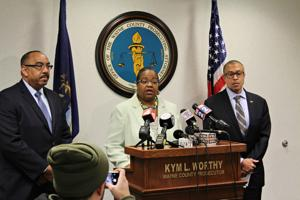 Kym Worthy drops charges against DeAngelo Davis