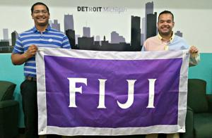 FIJI welcomes new students