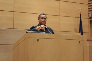 Award-winning author discusses racism in current political era