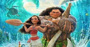 """Moana"" animator creates empowering Disney princess"