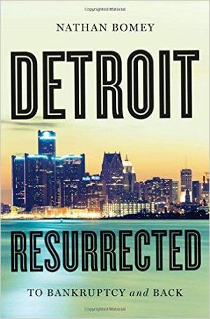 Detroit Free Press reporter uncovers Detroit bankruptcy