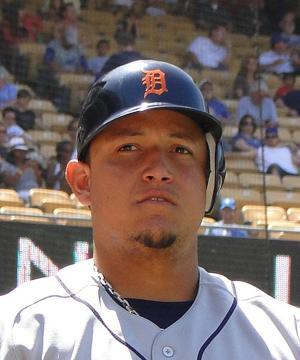 Tigers' Miguel Cabrera wins MVP in magical season