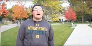 Wayne State students share thoughts on voting
