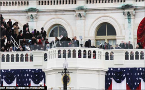 President Obama expresses hope for America's future at inauguration