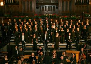 Founder and conductor of Fort Street Chorale retires