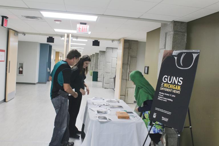 "CSC holds ""Citizen Dialogue: Guns in Michigan; Different Views"""