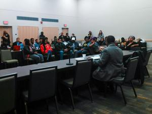 BSU holds discussion to address student concerns