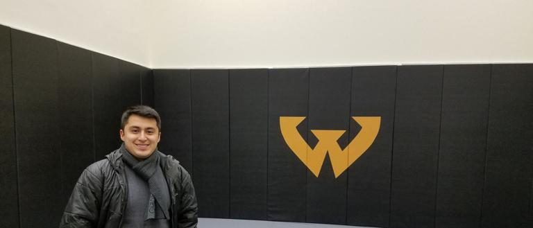Grappling club at Wayne State gets practice space
