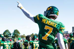 Warrior Football vs. Saginaw Valley State (42-14)