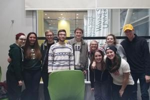 WSU environmental club gets the green light