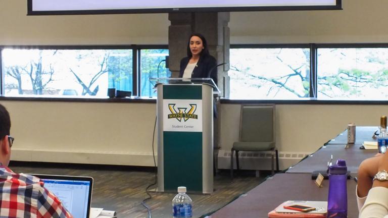 Student Senate welcomes new executive board members