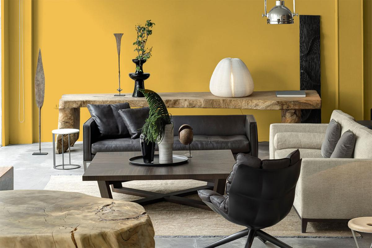 Painting Trends For Living Rooms Paint Colour Trends Go For Gold In 2016 Home Garden