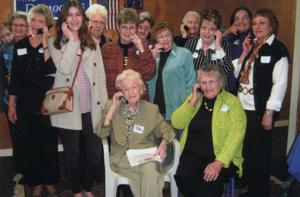 The Democratic Women of Jackson and Swain counties