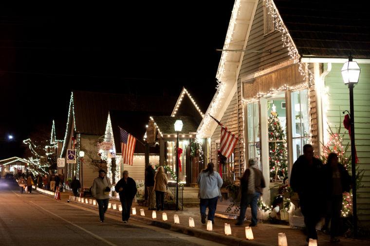 Dillsboro Luminaries