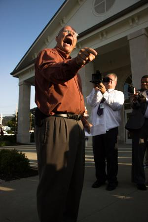 Local preacher hopes to unseat Adkins in Kentucky House ...