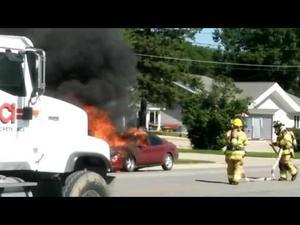 May   Car Accident Hardin County Iowa