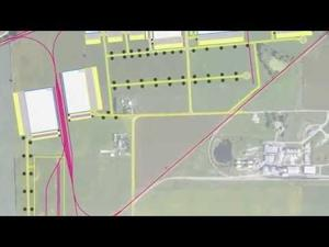 Iowa Falls / Hardin County Rail Industrial Park - Virtual Spec Building