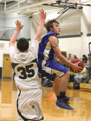 Cherokee at Waterloo Basketball