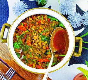 Start new year with lucky black-eyed peas
