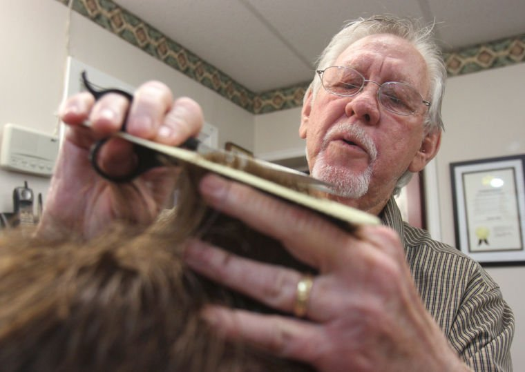Jimmie Hills: Barber for Life