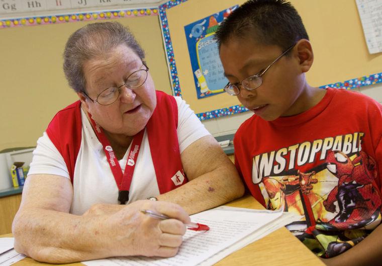 Foster Grannies Of Russellville Schools