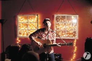 Shoals musician Daniel Crisler releases solo album