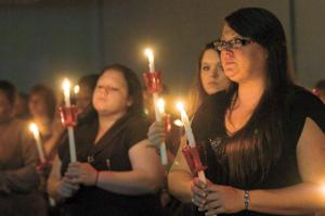 Families remember lost children