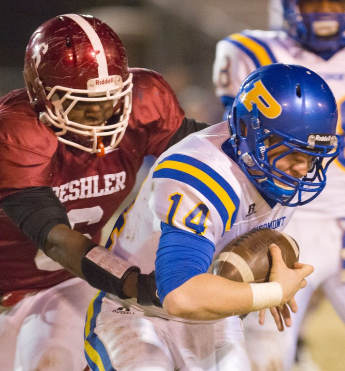Piedmont at Deshler Playoffs