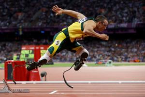 Paralympic sprinter Pistorius charged with murder