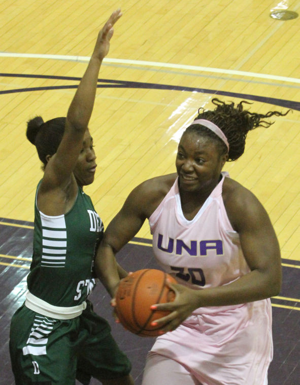 Delta State at UNA Women's Basketball