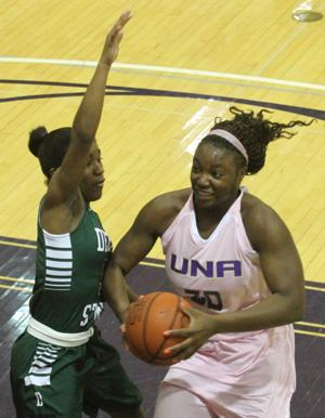 Delta State at UNA Women's Basketball