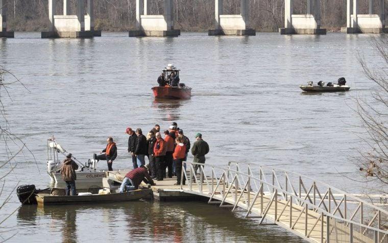 Angler drowns in river