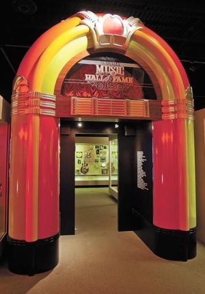 Museum houses a treasure of music memorabilia