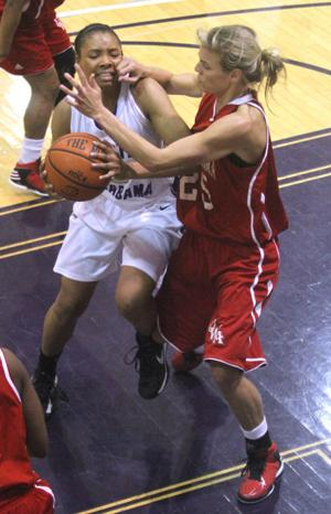 UWA at UNA Women's Basketball