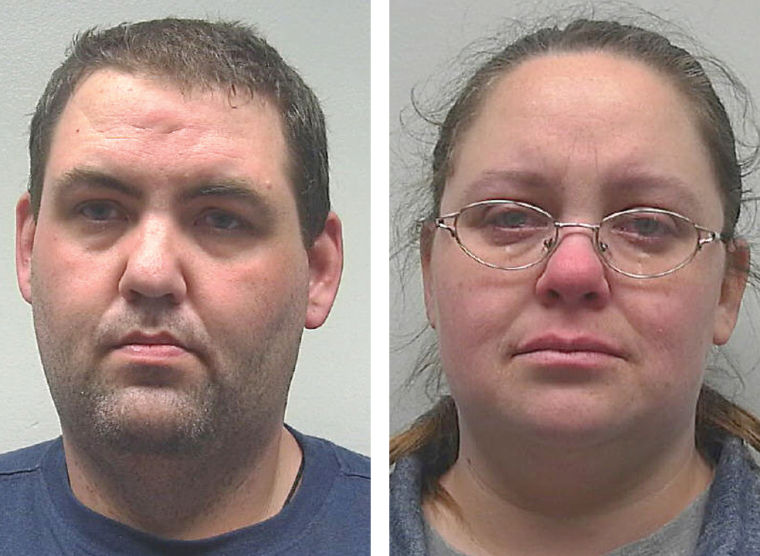 $1 million bond set for husband, wife accused of sexually abusing, photographing 7-year-old