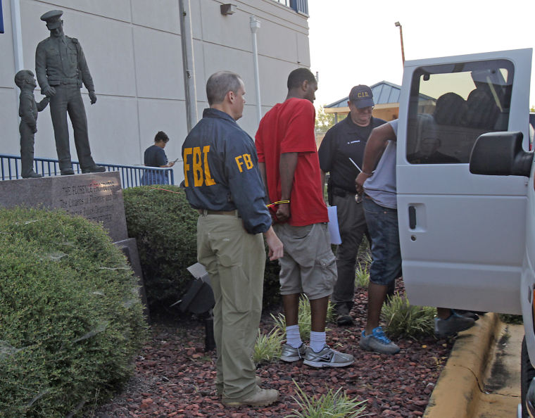 Effingham County Jail Mugshots, Florence Morning News, Florence County