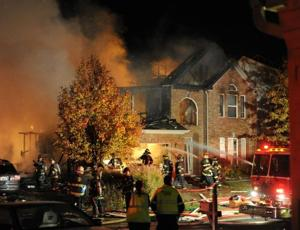 Indy neighborhood devastated by explosion, 1 dead