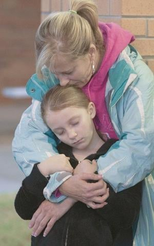 Shoals grieves for Newtown students